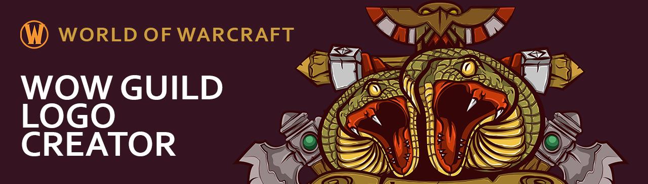 wow guild logo creator