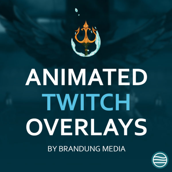Animated Twitch Overlays
